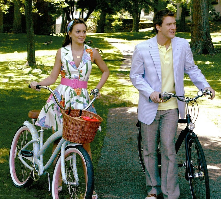Gossip Girl Couples, Patrick Heusinger, Leighton Meester