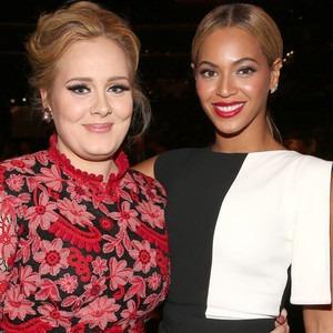 Adele, Beyonce, Grammys
