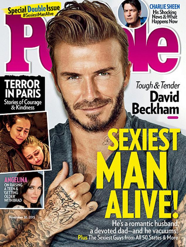 alive magazine sexiest david beckham quality inside output