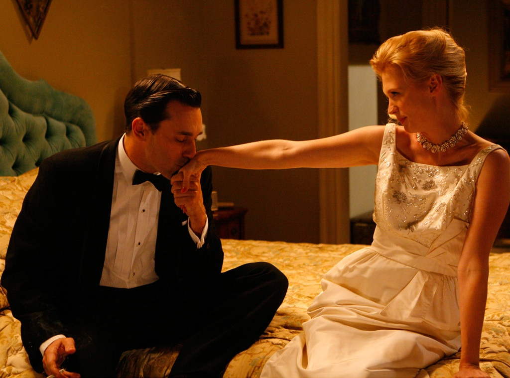 don amp betty mad men from most dysfunctional tv couples
