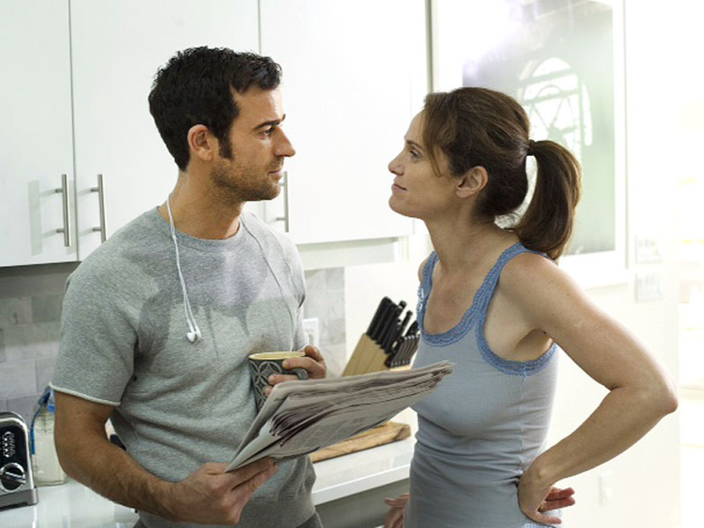 Justin Theroux, Amy Brenneman, The Leftovers