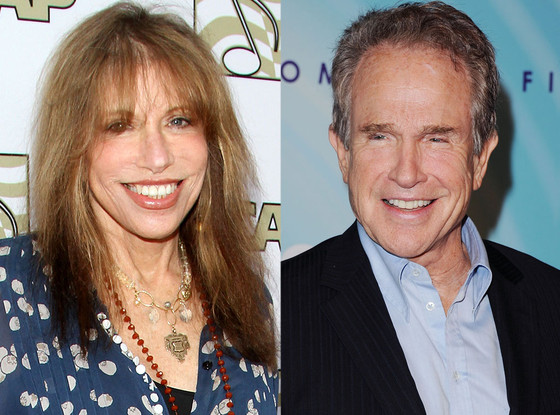 Carly Simon, Warren Beatty