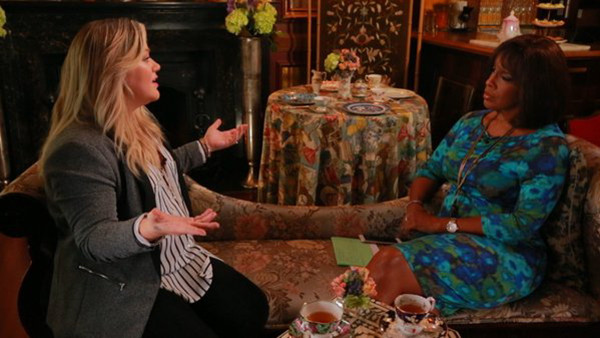 Kelly Clarkson, Gayle King