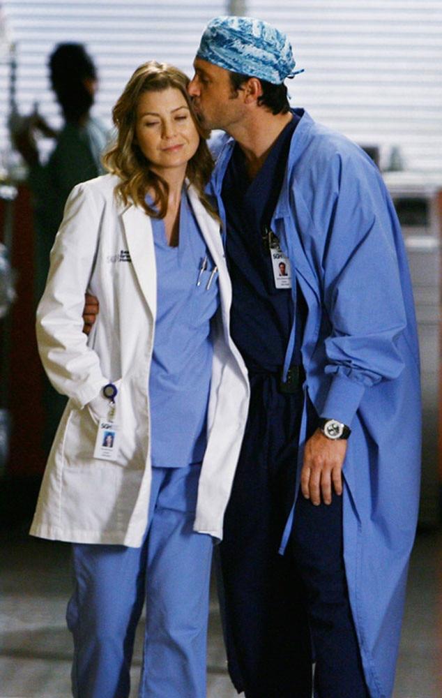 GreyS Anatomy Meredith Stirbt