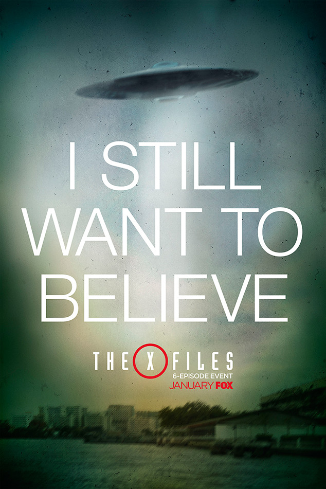The X-Files Will Make You Believe Again With These Spooky New