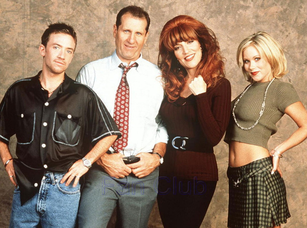 Married with Children, Cast