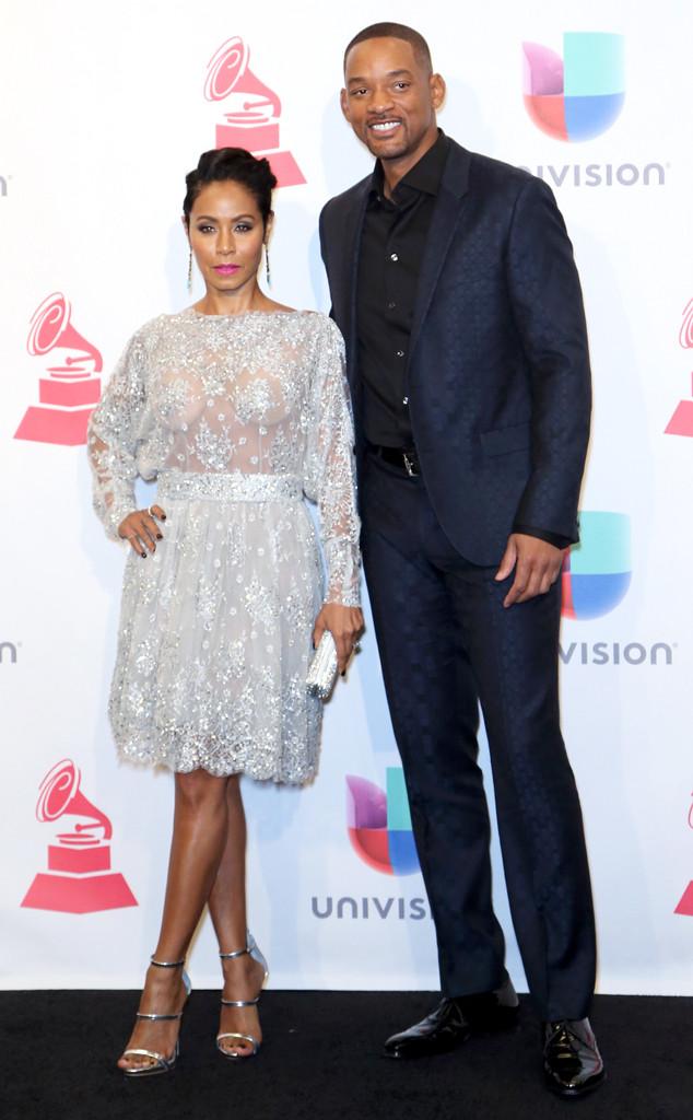Jada Pinkett Smith, Will Smith, Latin Grammy Awards