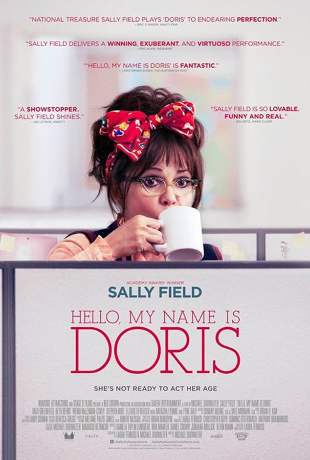 Hello, My Name is Doris Poster, Sally Field