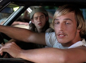 Matthew McConaughey, Dazed and Confused