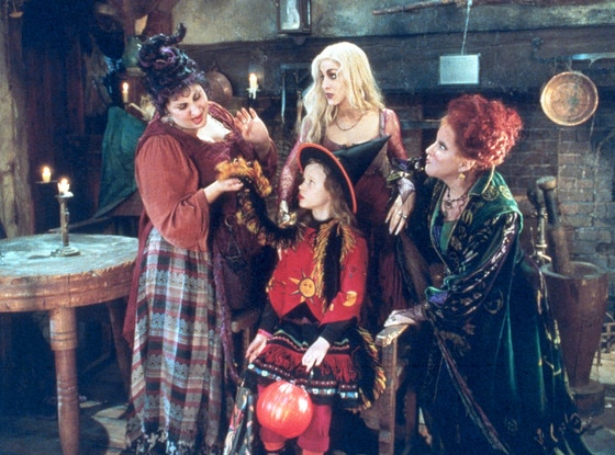 If The Original Hocus Pocus Stars Want a Sequel, Why Are We Getting a Remake?!