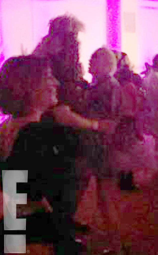 Blake Shelton, Gwen Stefani, Halloween, PDA, Exclusive