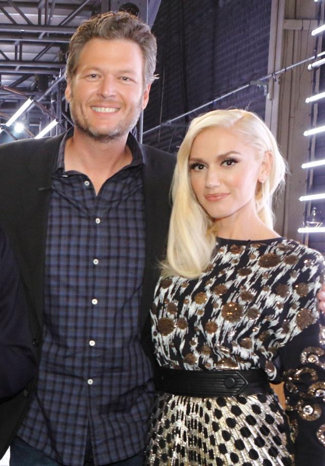 Gwen and blake dating