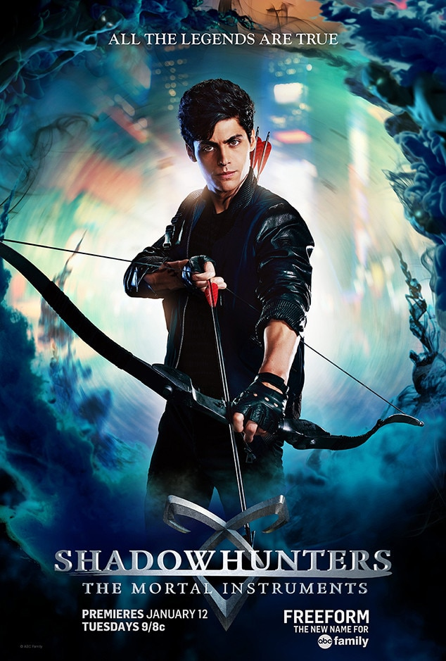 Alec Lightwood From Shadowhunters 101 Get To Know The