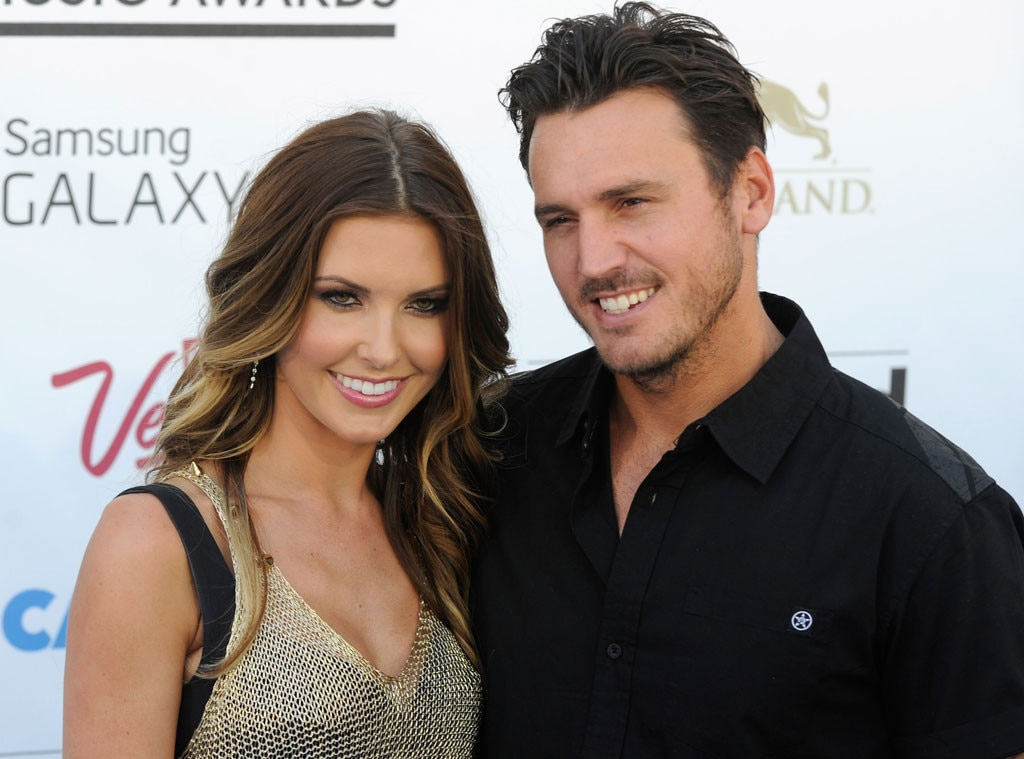 Who is audrina dating now 2012