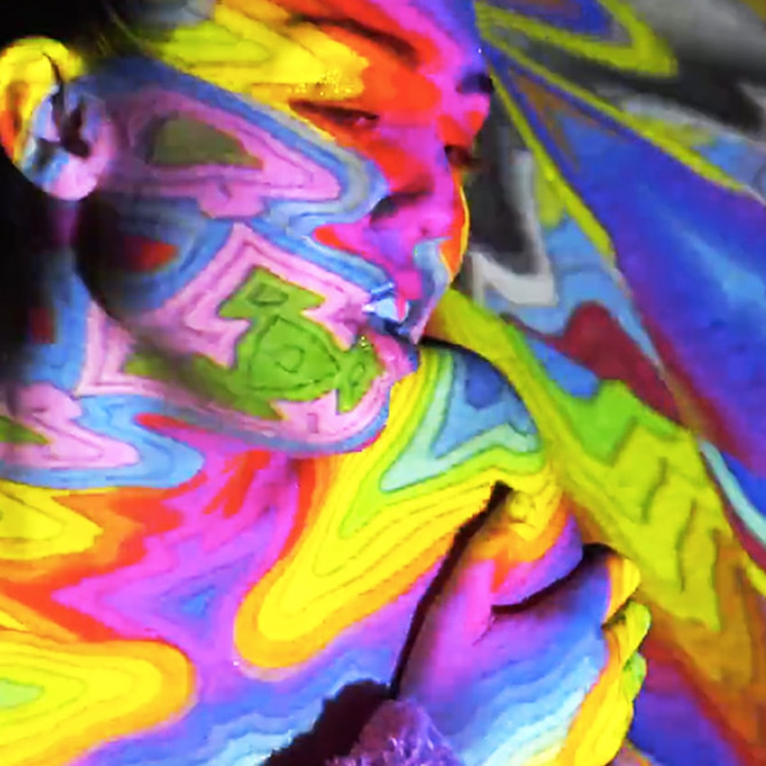 The Flaming Lips and Miley Cyrus Share Psychedelic