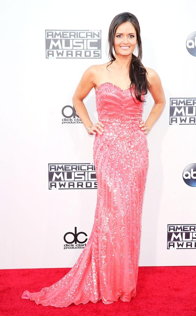Danica McKellar, 2015 American Music Awards