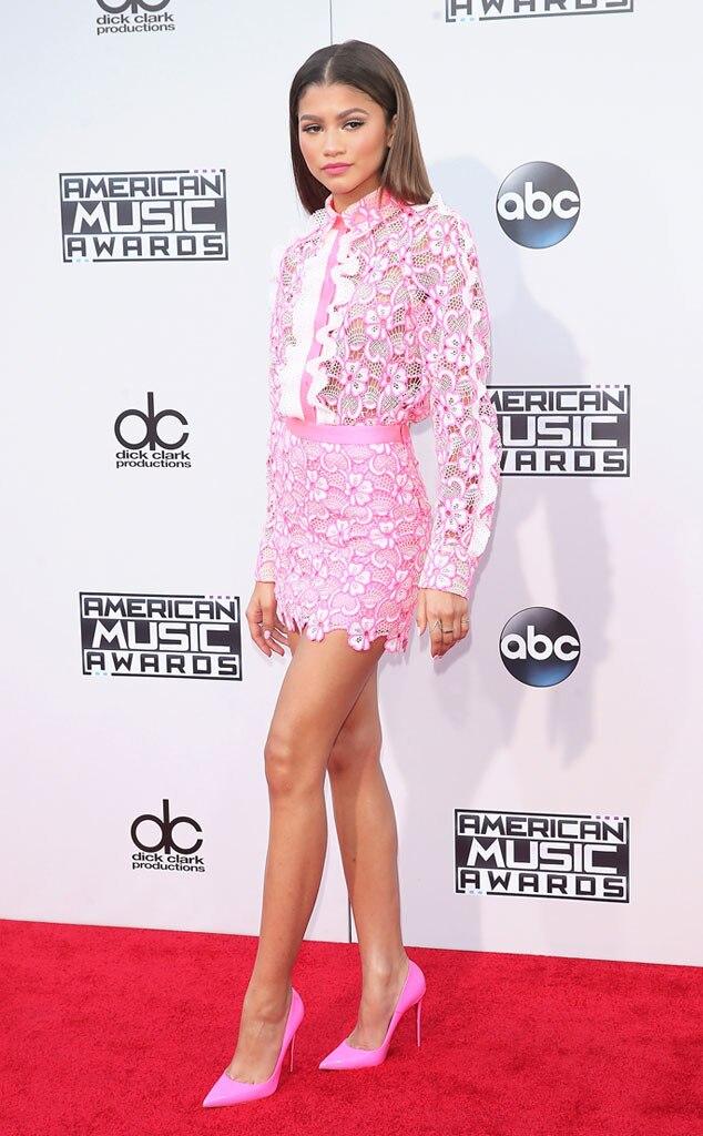 Zendaya, 2015 American Music Awards