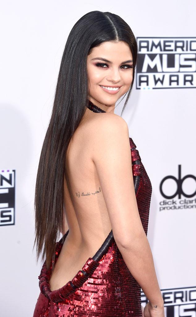 Selena Gomez, 2015 American Music Awards