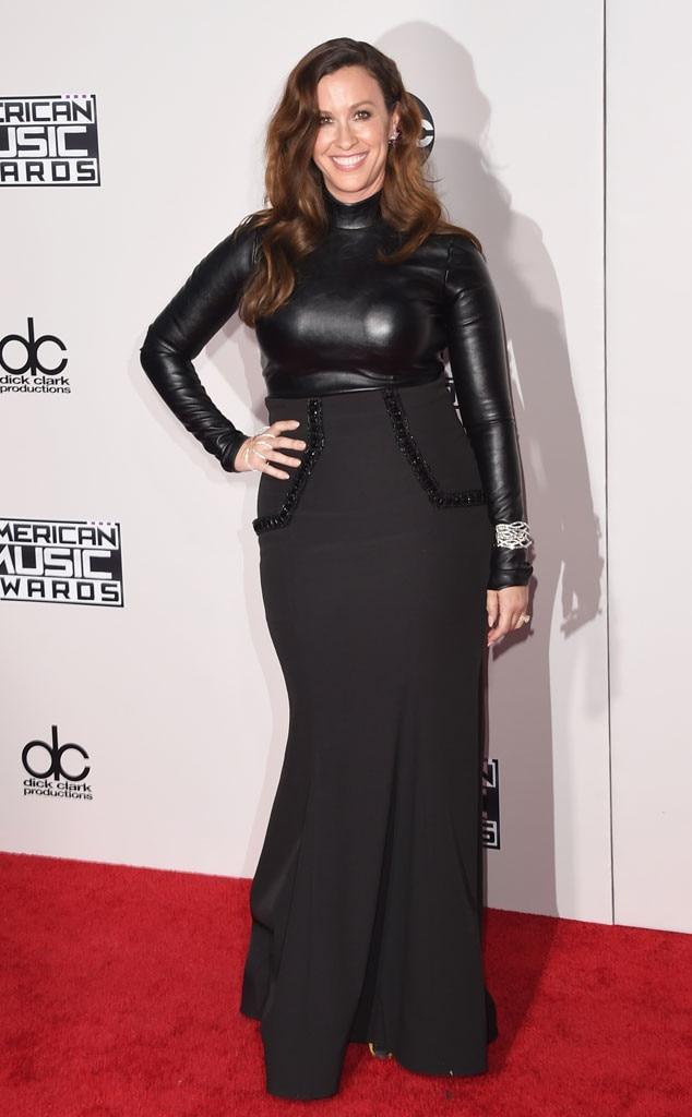 Alanis Morissette, 2015 American Music Awards