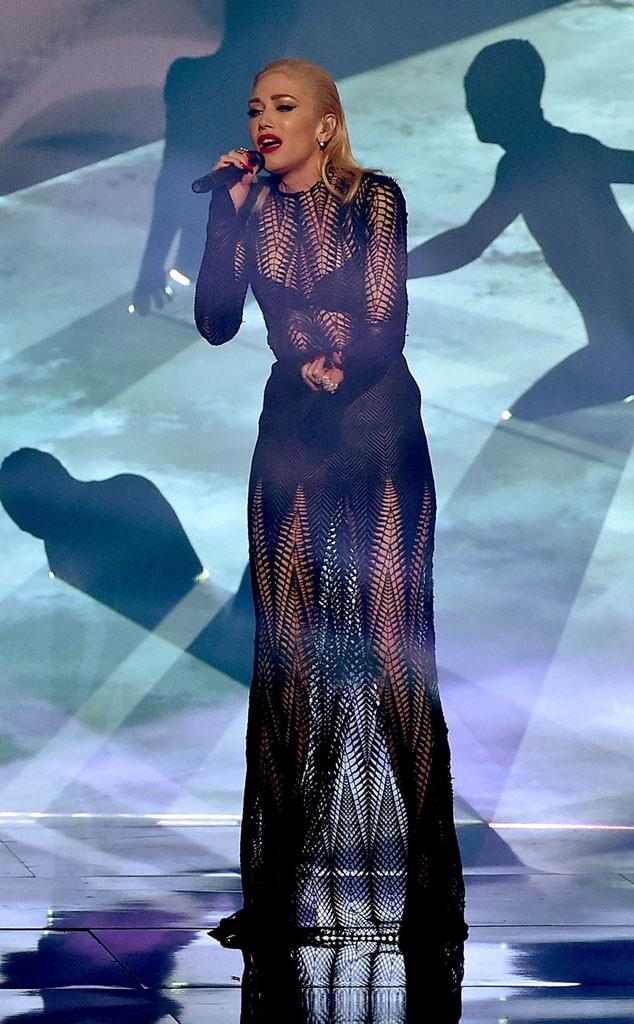 Gwen Stefani, 2015 American Music Awards