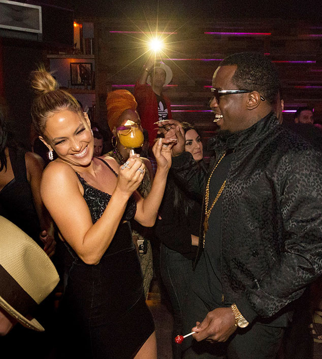 Jennifer Lopez, Sean Combs