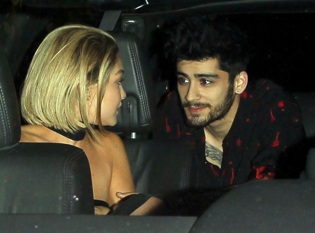 who is zayn dating