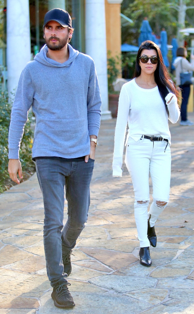 Scott disick and kourtney kardashian remarkable