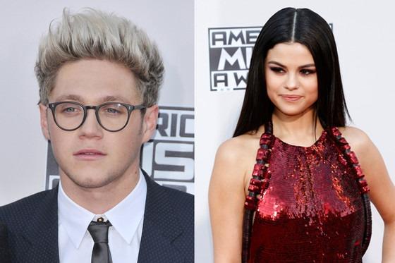 Selena Gomez, Niall Horan