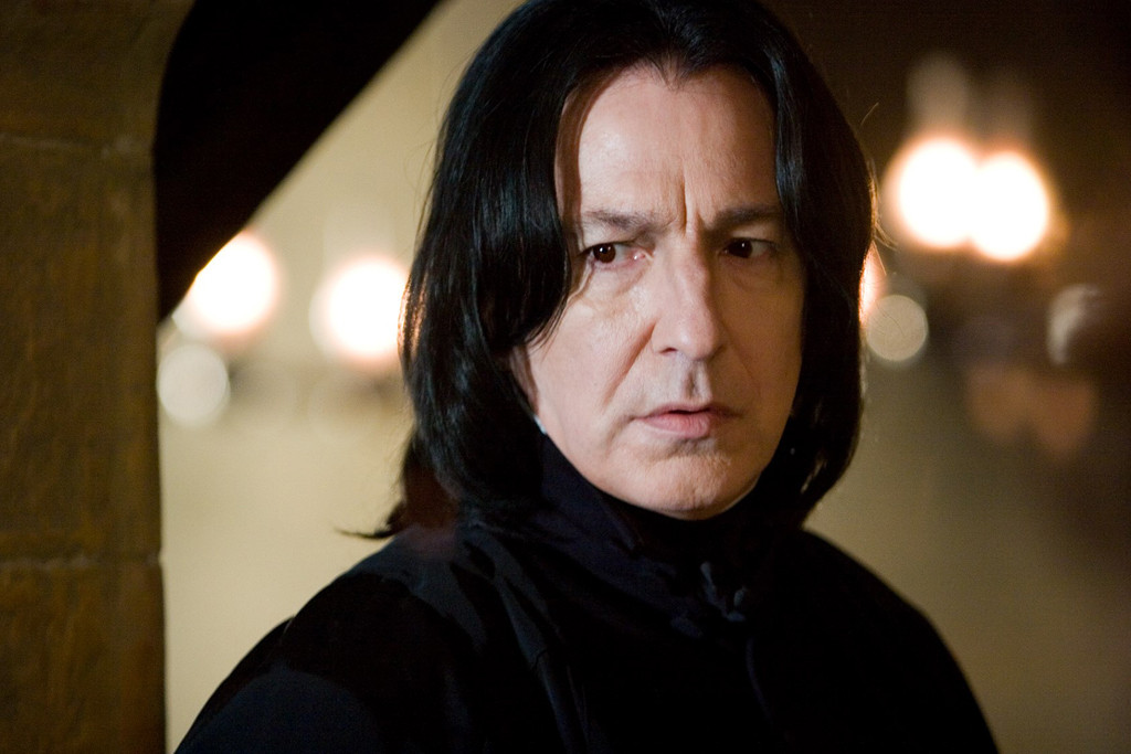 Alan Rickman Dies Harry Potter Stars React To The Tragic News E News