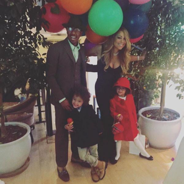 Nick Cannon, Mariah Carey Instagram