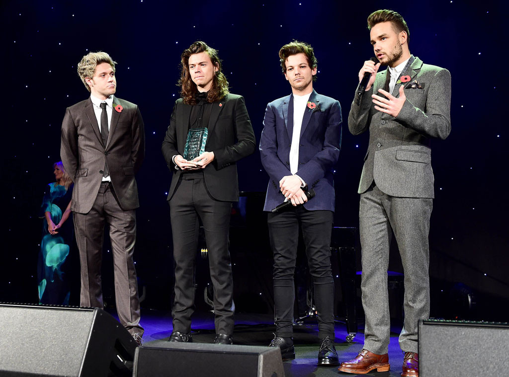 One Direction Releases ''History'' as a Farewell Song for