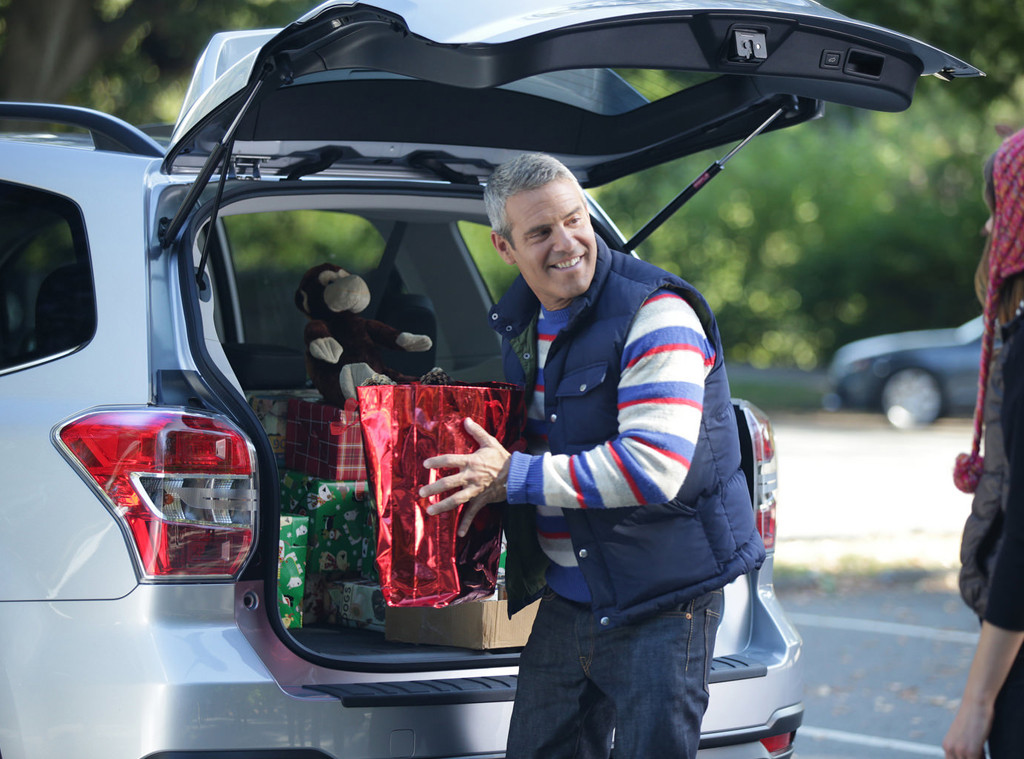 Andy Cohen, Subaru's Share the Love