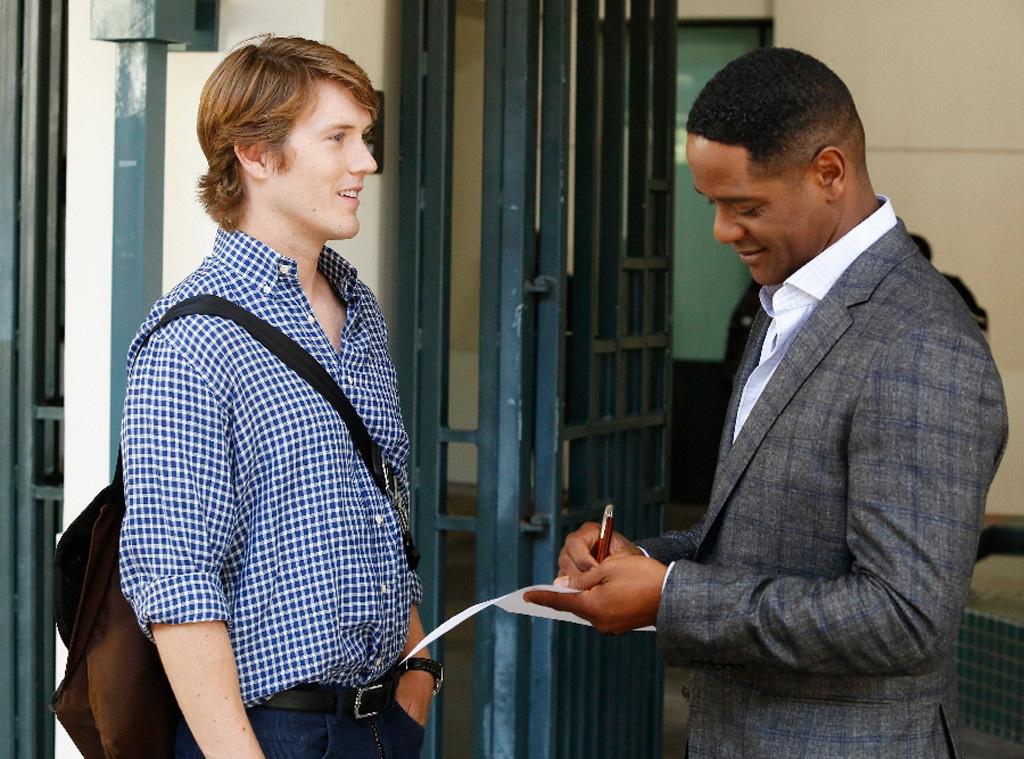 Spencer Treat Clark, Blair Underwood, Agents of S.H.I.E.L.D.