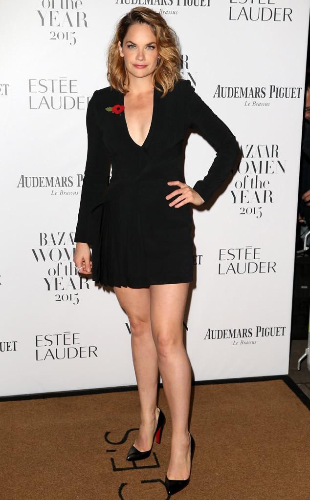 0bbb8625dc31b Lara Stone from 2015 Harper s Bazaar Women of the Year Awards Red Carpet  Arrivals