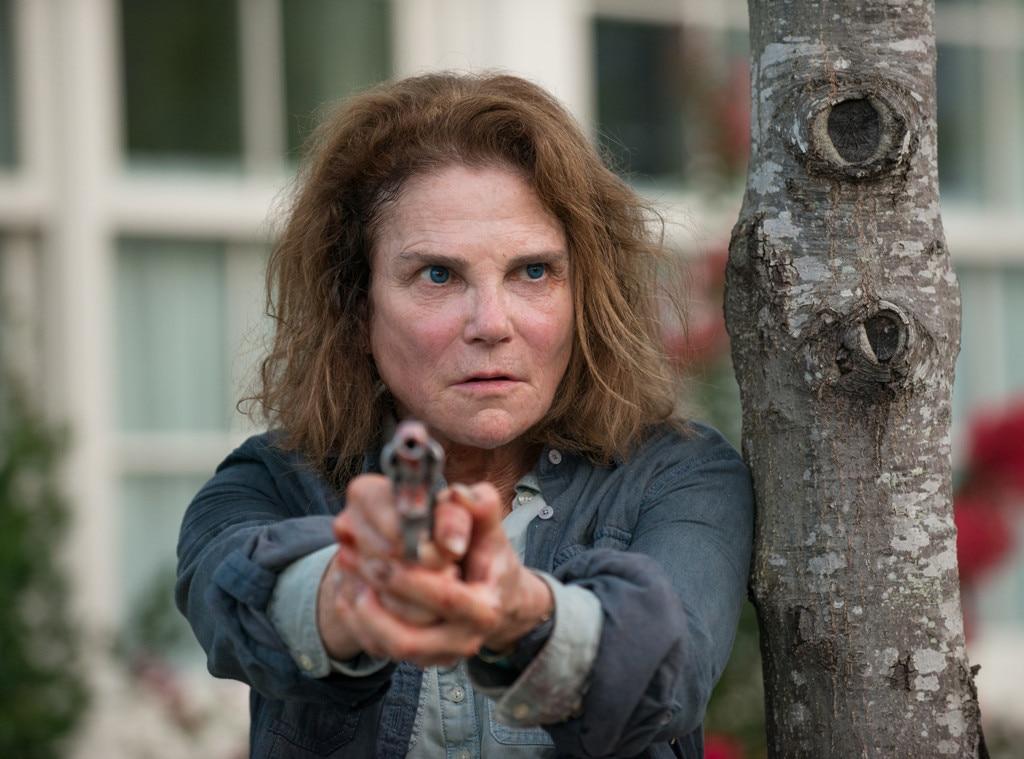 Tovah Feldshuh, The Walking Dead Season 6