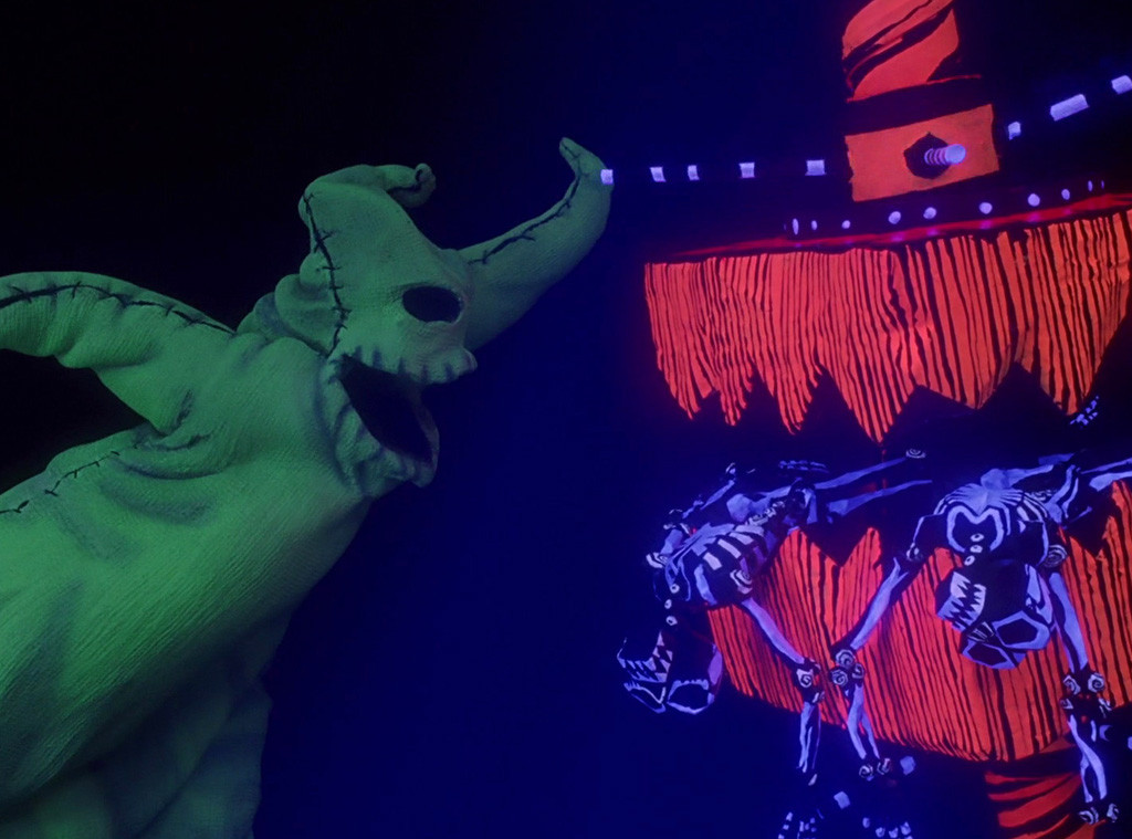 The Nightmare Before Christmas, Oogie Boogie
