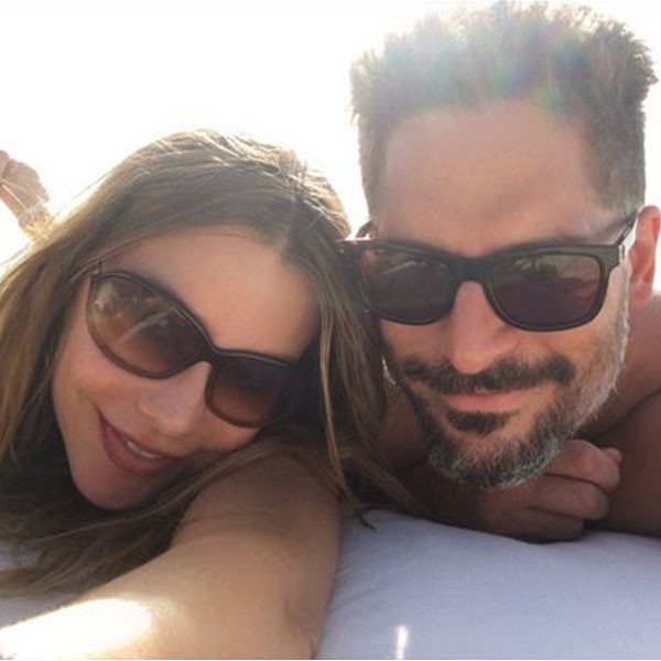 Sofia Vergara, Joe Manganiello, Honeymoon
