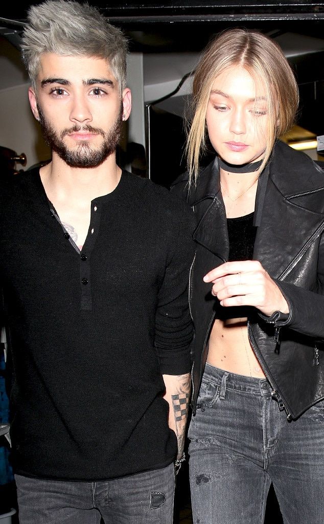 Zayn and Gigi break-up: A timeline of their romance