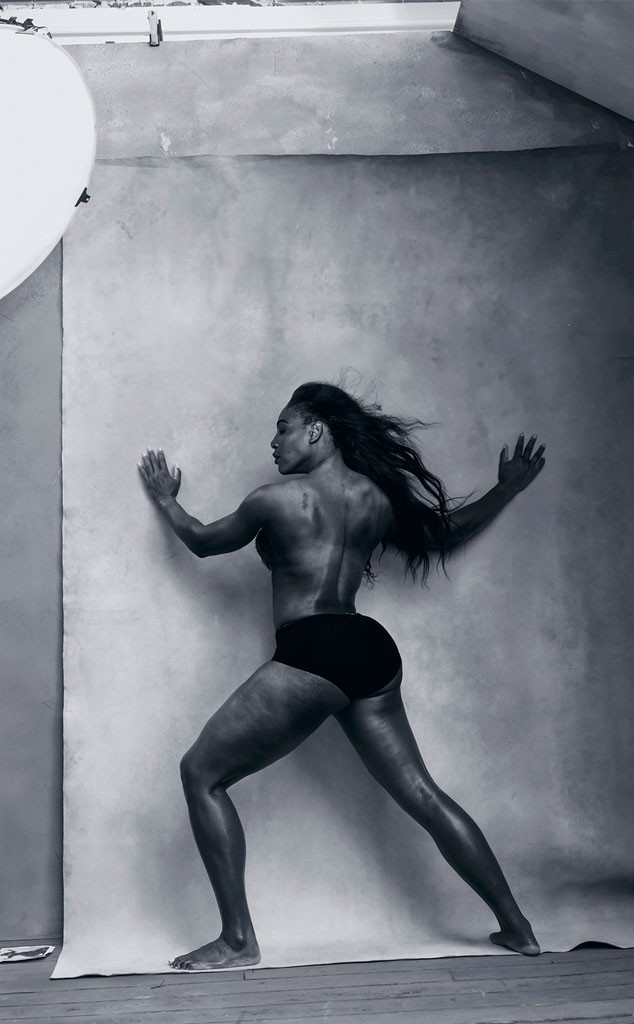 Amy Schumer, Serena Williams, Pirelli calendar 2016