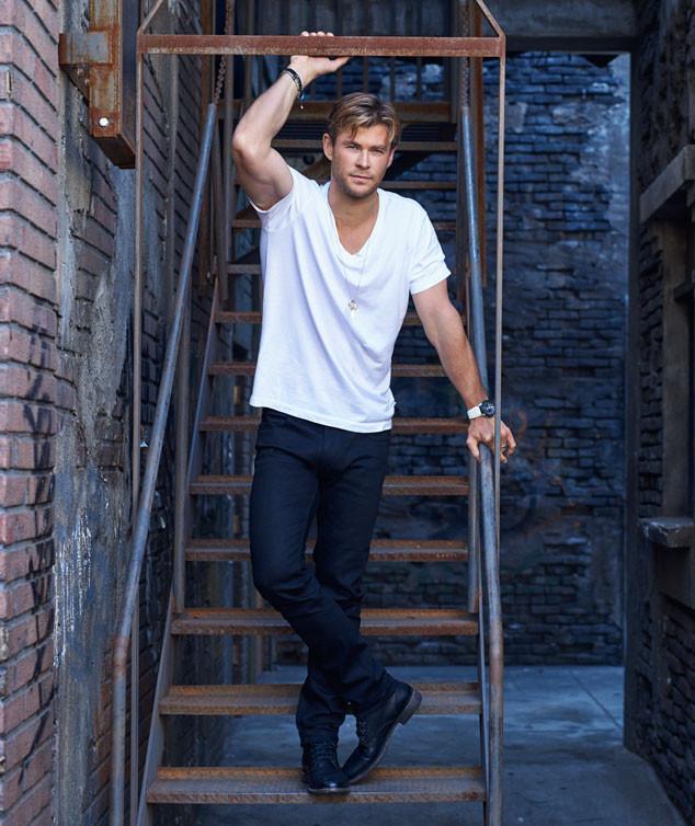 Chris Hemsworth, TAG Heuer