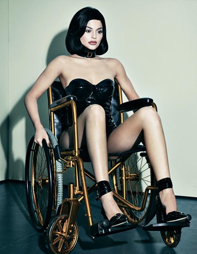 Kylie Jenner, Interview Magazine