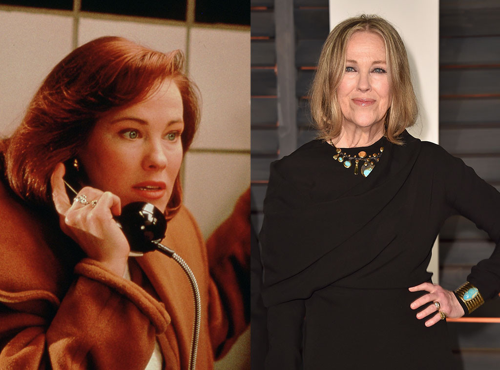 Home Alone, Then and Now, Catherine O'Hara