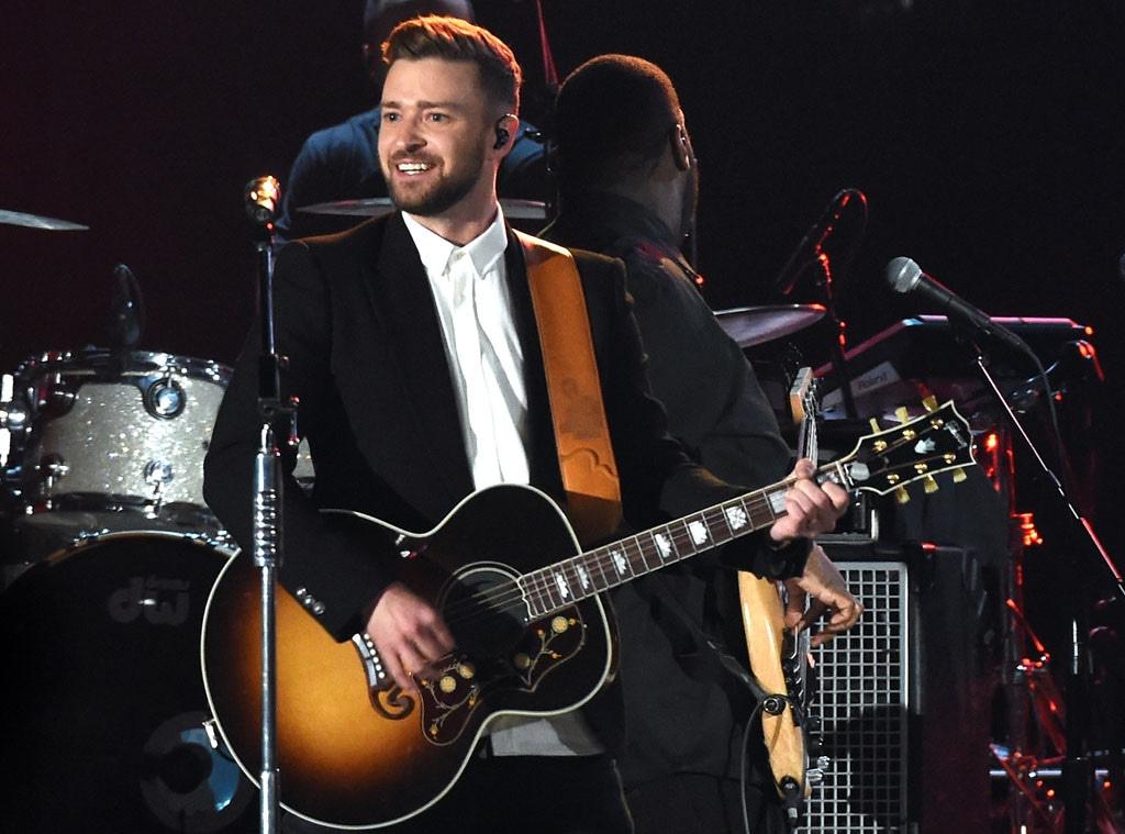 Justin Timberlake, CMA Awards 2015