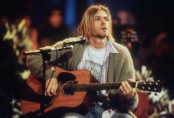 Kurt Cobain, MTV Unplugged