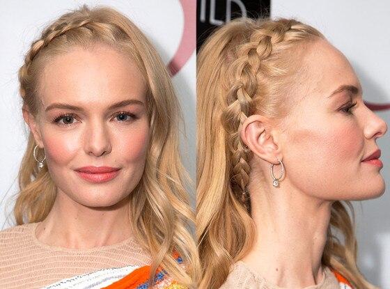Kate Bosworth, Hair