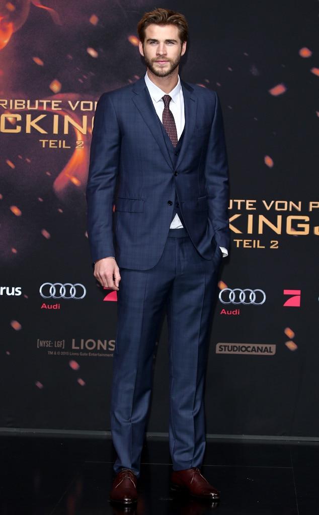 Liam Hemsworth, Hunger Games