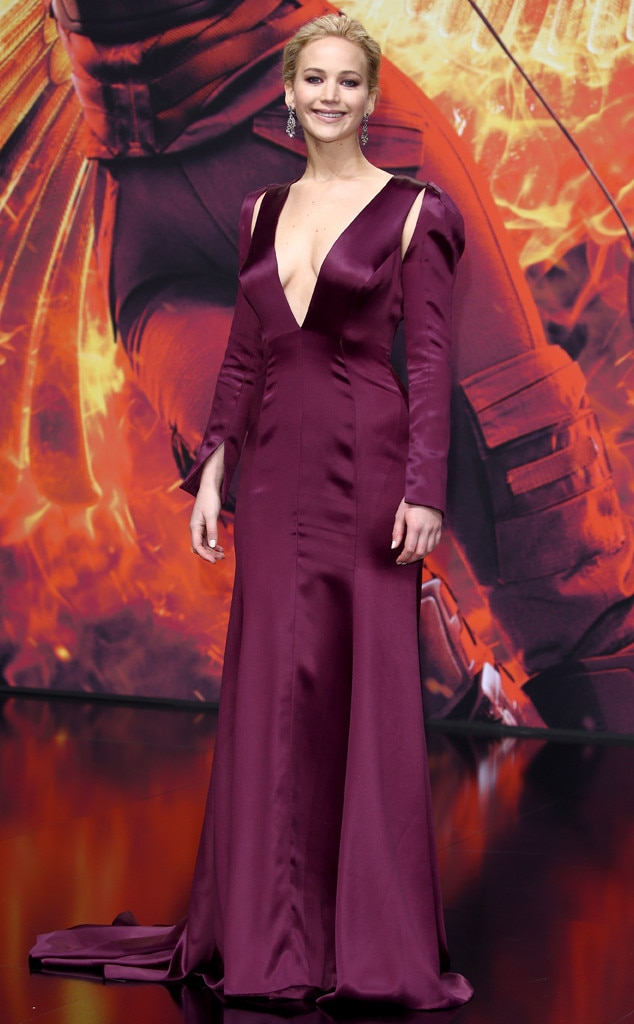 Jennifer Lawrence, Hunger Games