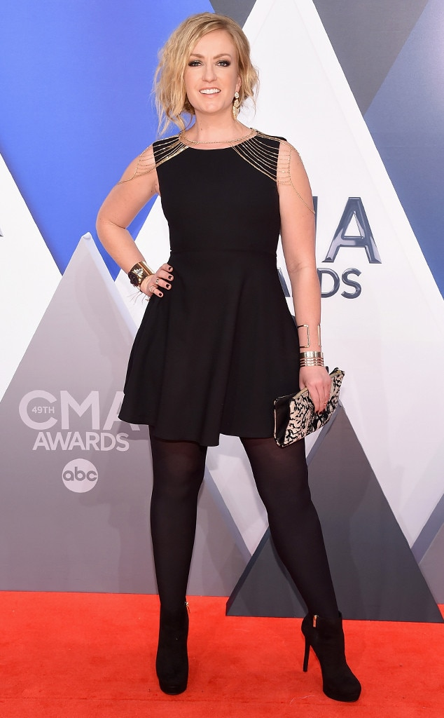 Clare Dunn, 2015 CMA Awards