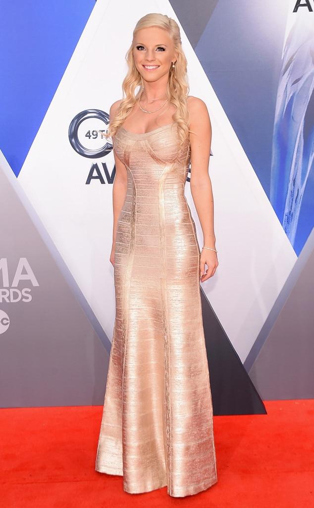 Kayla Adams, 2015 CMA Awards
