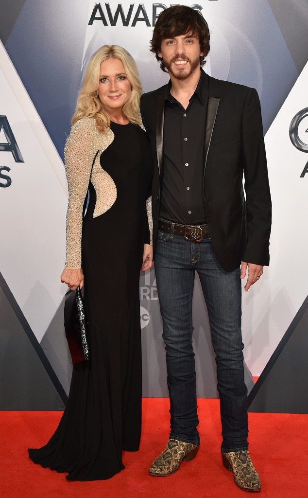 Chris Janson, Kelly Lynn, 2015 CMA Awards